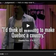 Justin Trudeau Attack Ads by the Conservatives – Should the CRTC regulate negative political ads?